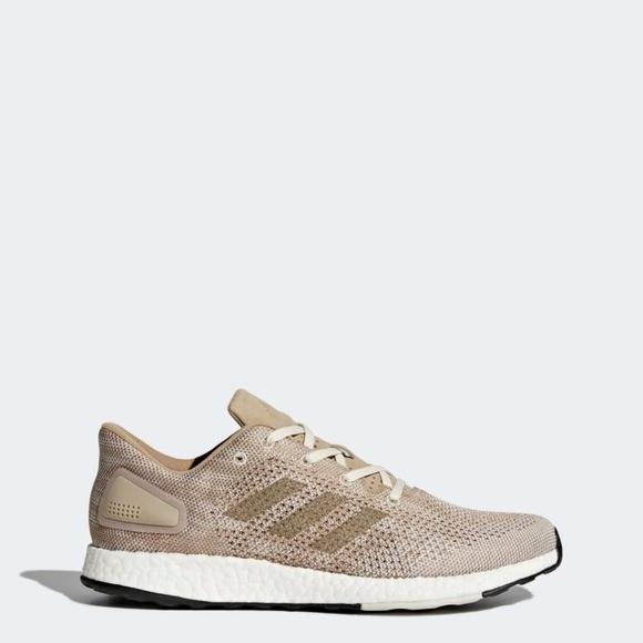 adidas Other - Adidas PureBOOST DPR Beige Shoe Mens 13 NEW